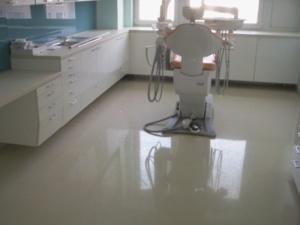 Podlaha litá epoxidová antistatická